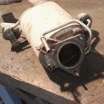 filtre-particule-endommagé-touareg-cayenne-reparation