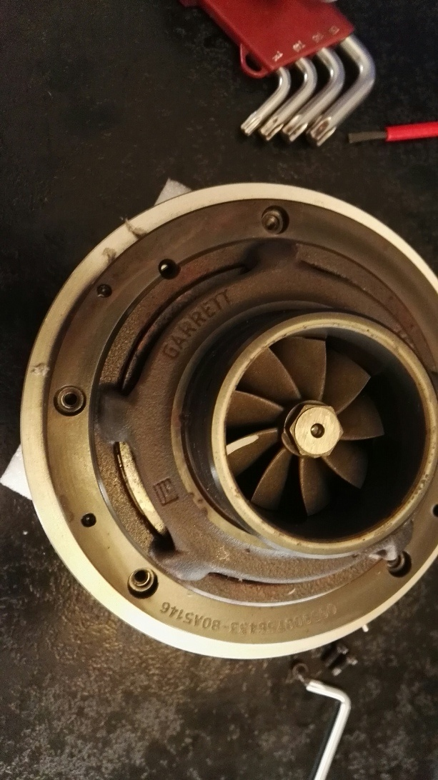 turbo garett 3.0 tdi